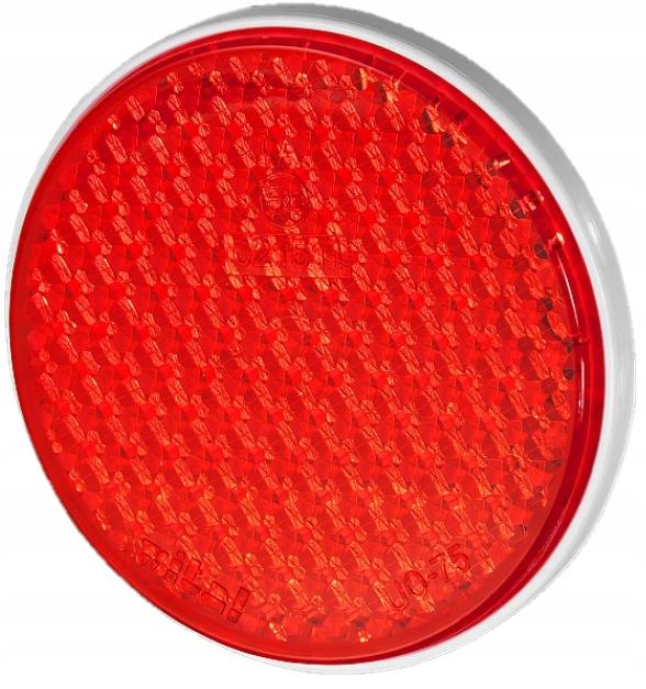 отблеск круглый красный на Винт uo-75s