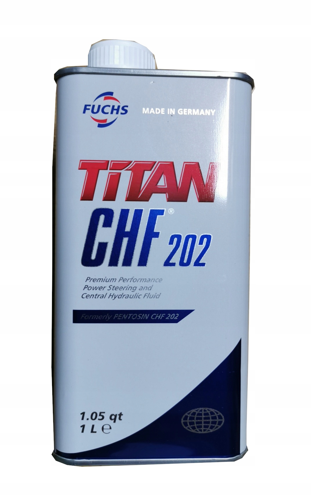 FUCHS PENTOSIN CHF 202 1Л масло для гидроусилителя