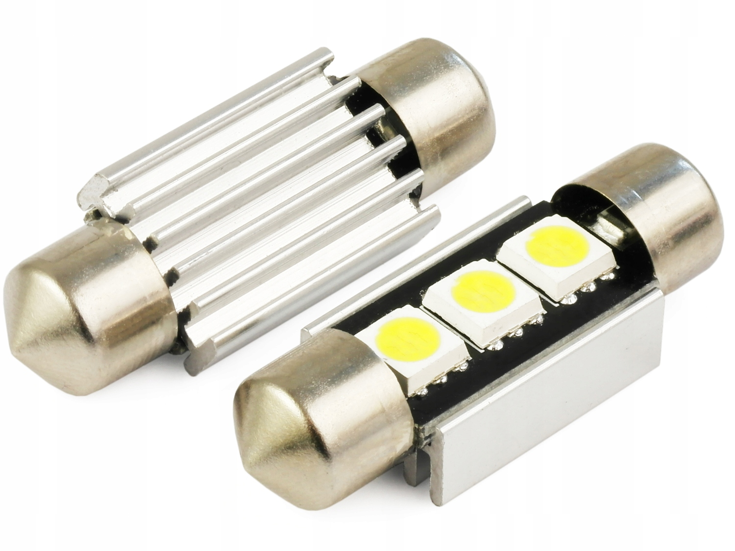 Rurka 3 LED C5W C10W CAN BUS canbus SMD 36 mm