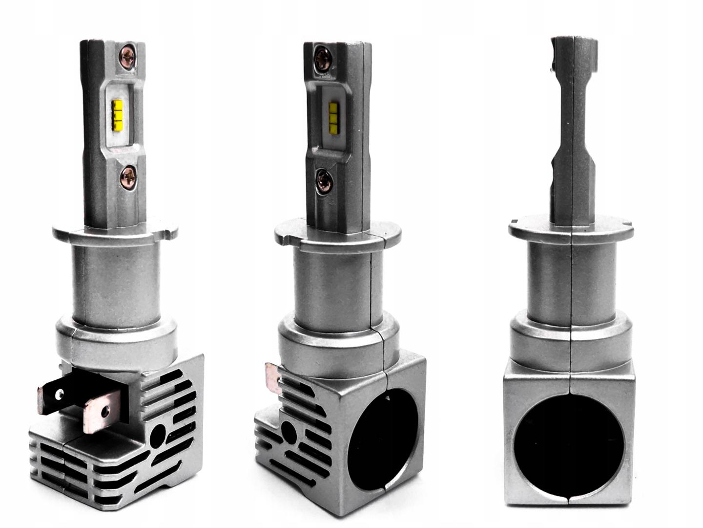 Светодиодные лампы H3 24000lm CanBus 9-30V