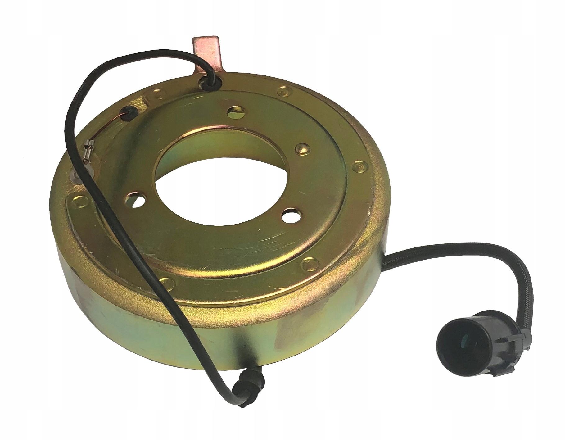 электромагнит кондиционирования воздуха zexel dks17 volvo 105mm