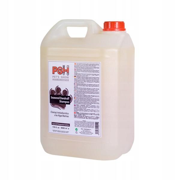 PSH przeciwłojotokowy šampón morské riasy, 5L