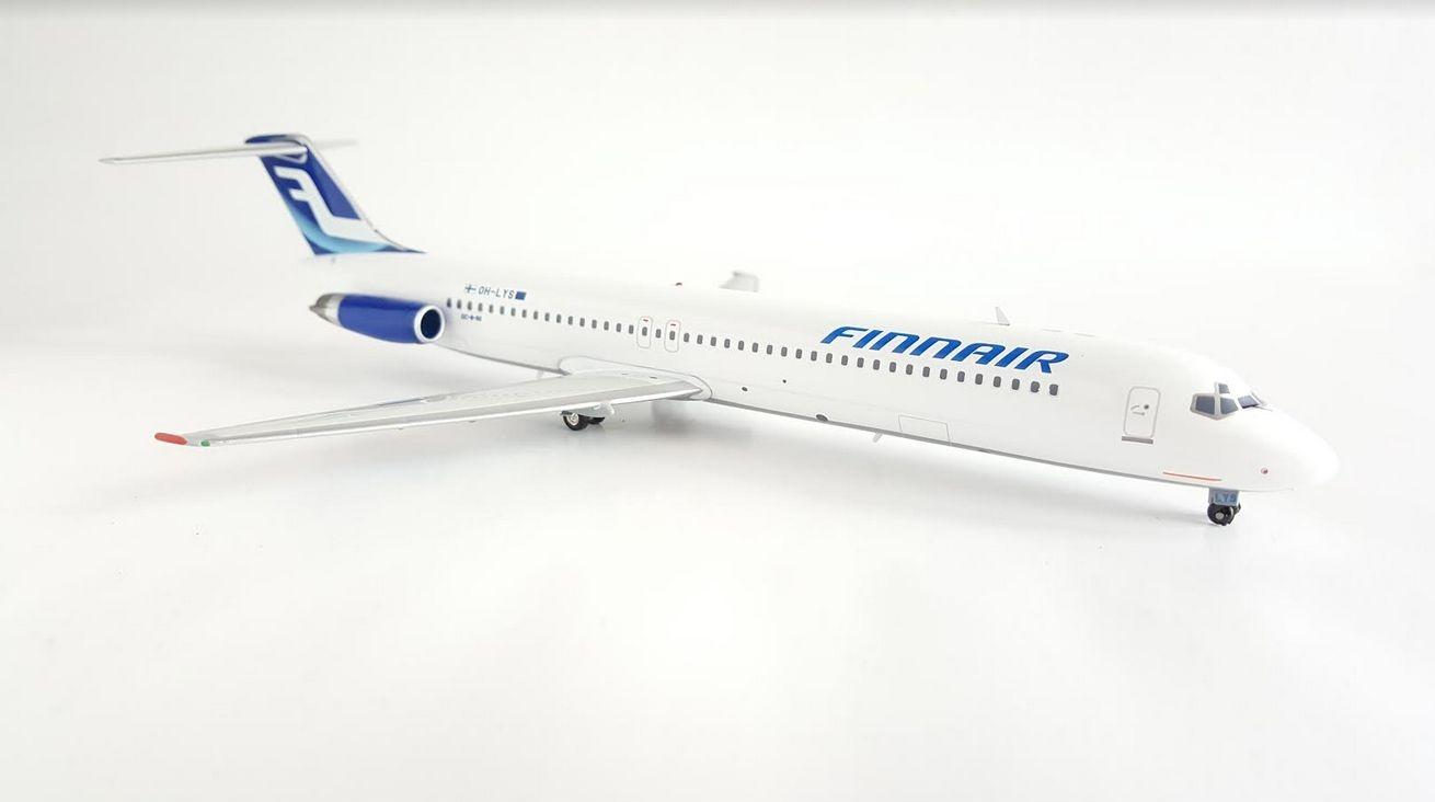 Купить Модель самолета DC 9-51 FINNAIR 1:200 МЕТАЛЛ на Otpravka - цены и фото - доставка из Польши и стран Европы в Украину.