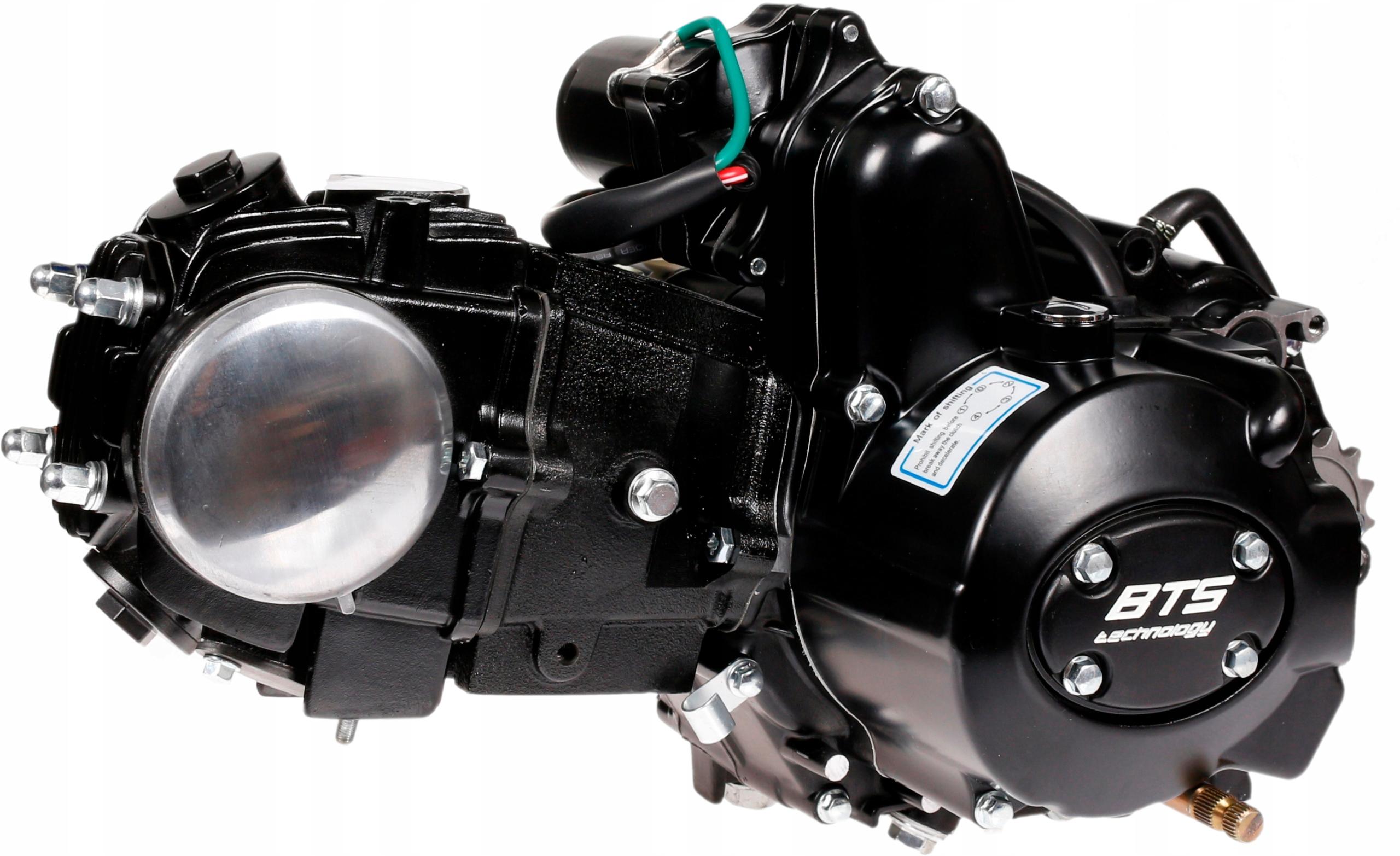 Двигатель 110 куб.см BTS 4T Junak Romet Barton Zipp Router