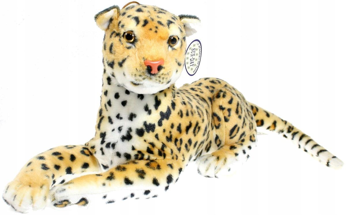 Gepard maskot Panther - 45 cm