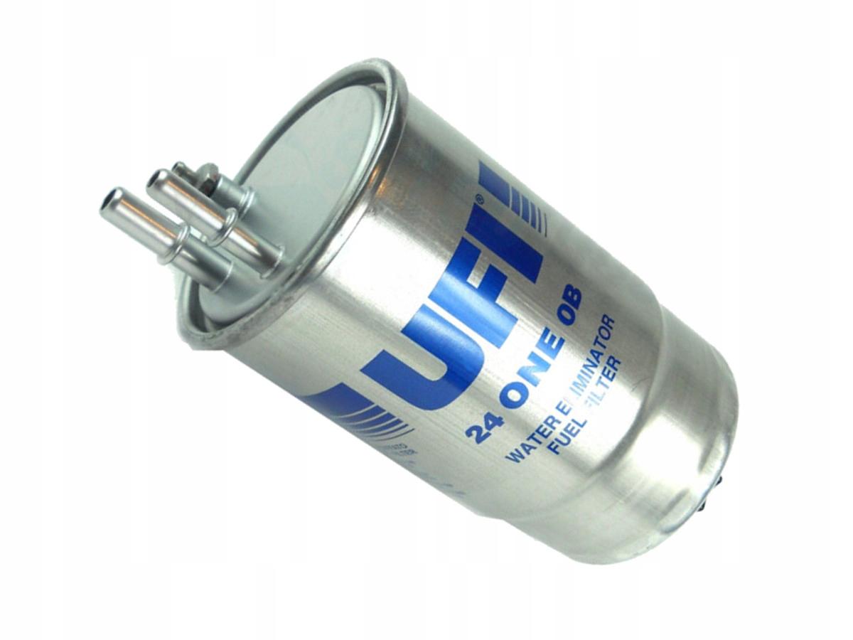 Топливный фильтр UFI Fiat Ducato 2.0 / 2.3 / 3.0 АНЕКДОТЫ *