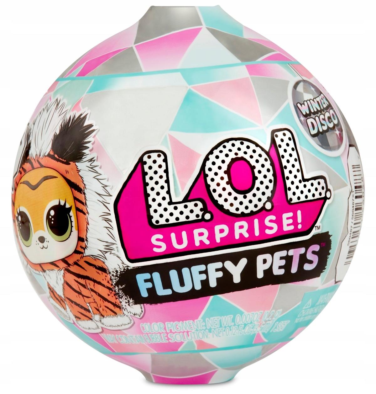 LOL FLUFFY PETS SURPRISE PET WINTER 560487