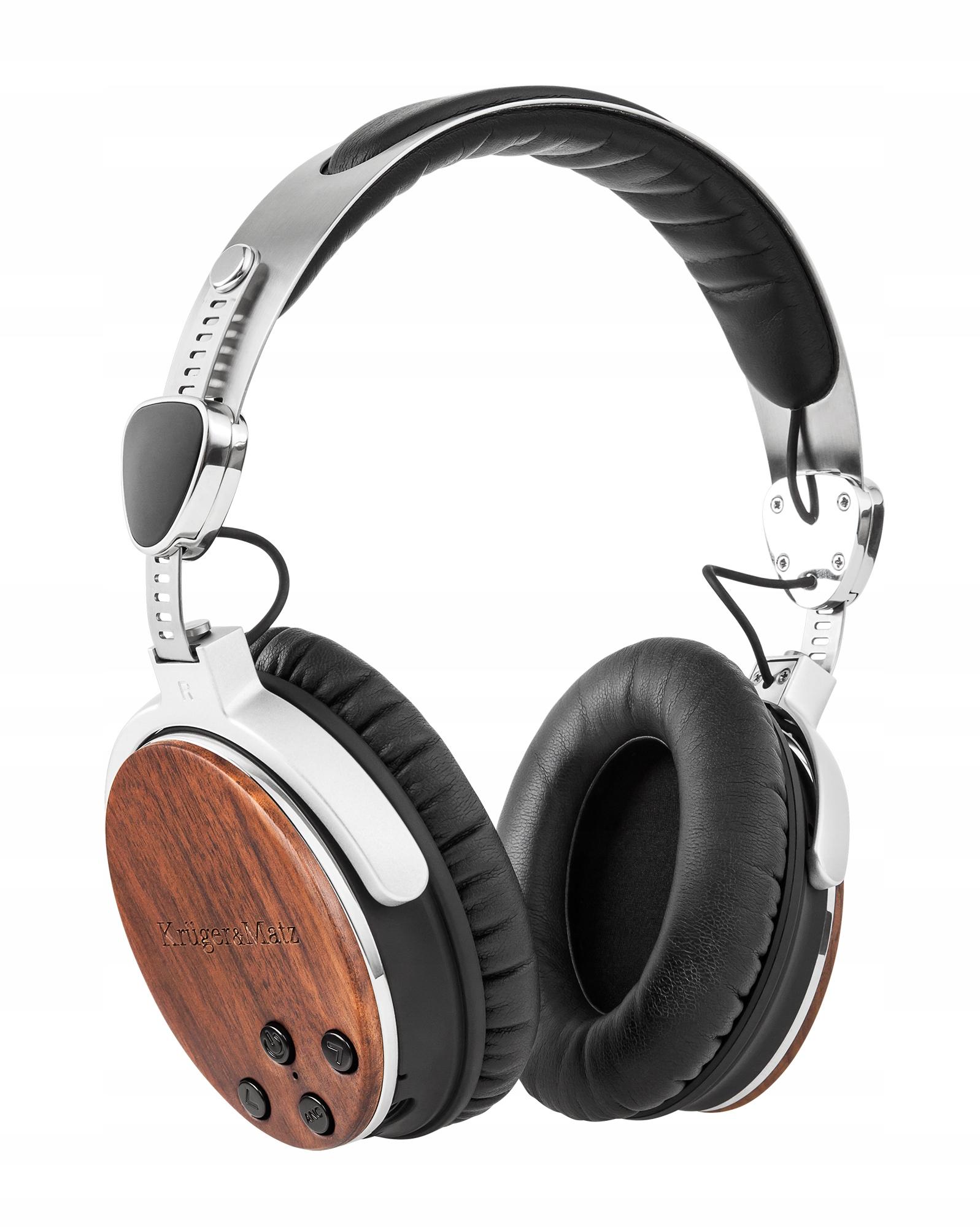 Słuchawki bezprzewodowe Kruger&Matz KM 670 ANC