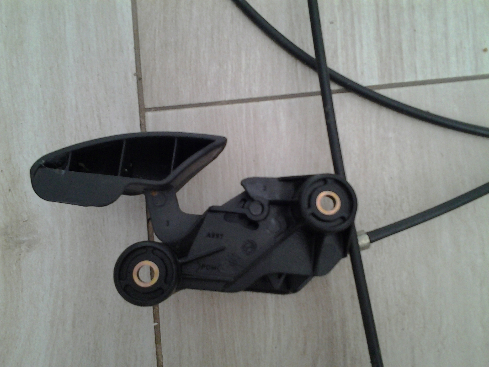 Трос открывания задней двери Fiat Punto ll изображение 2