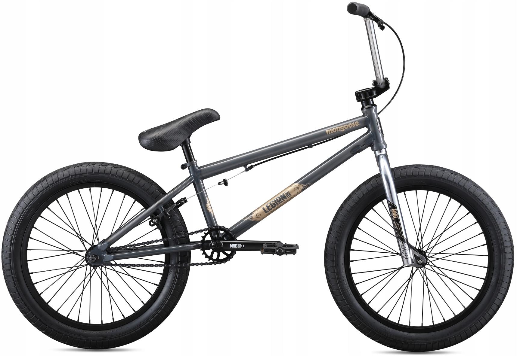 Купить ВЕЛОСИПЕД BMX MONGOOSE LEGION L60 ИГРЫ 2020  PEGI на Eurozakup - цены и фото - доставка из Польши и стран Европы в Украину.