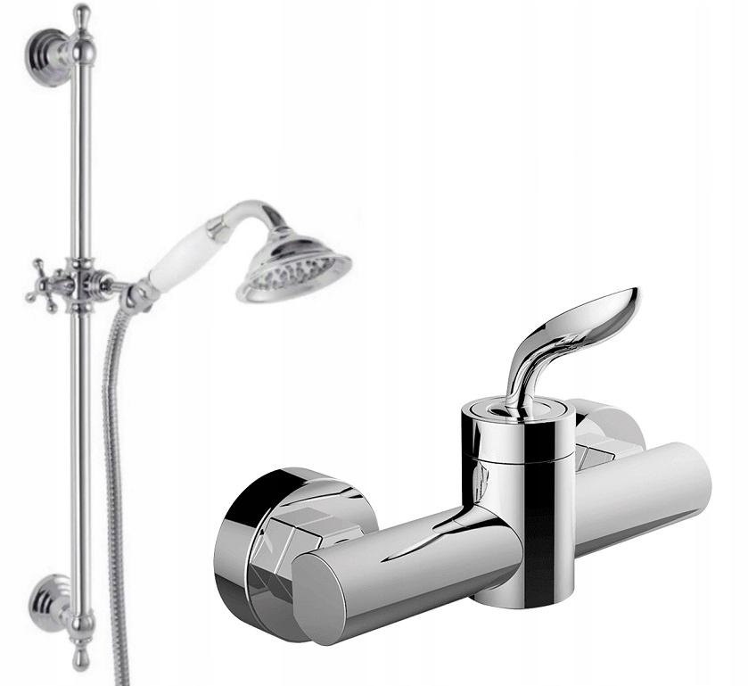 Železných RETRO sprcha + sprcha KOHÚTIK moderné
