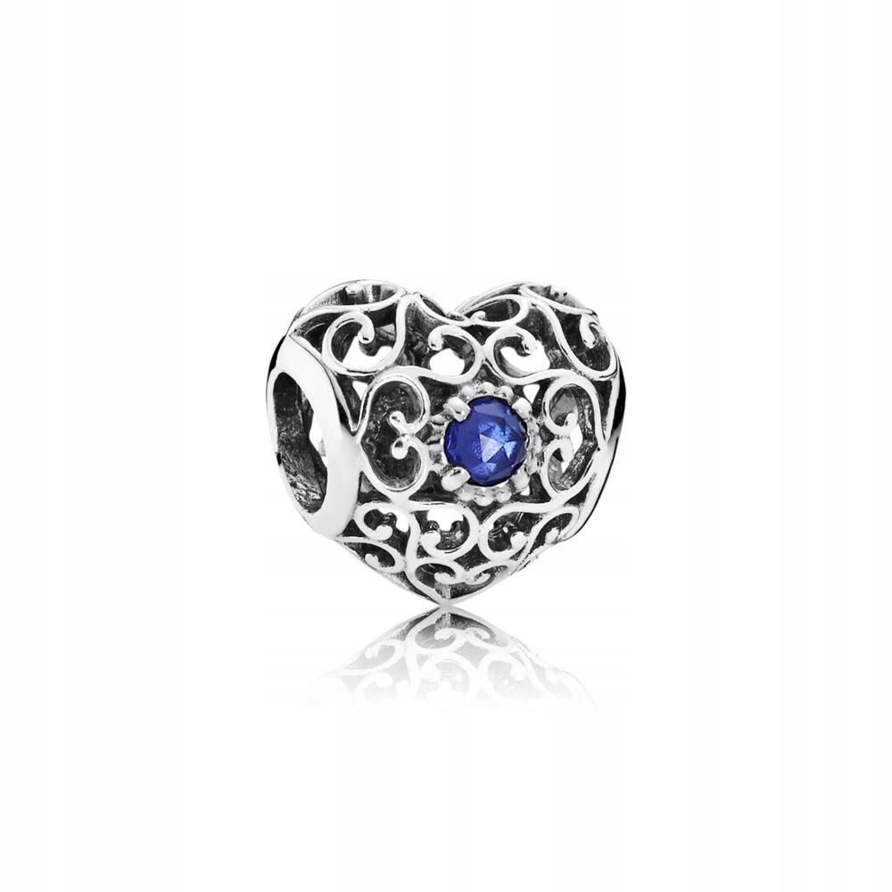 Kameň prívesky narodeniny vintage septembra Sapphire