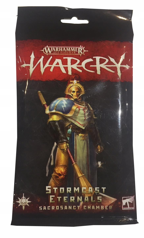 Warcry: Stormcast SancRrosanct Cards Balenie Predobjednávka