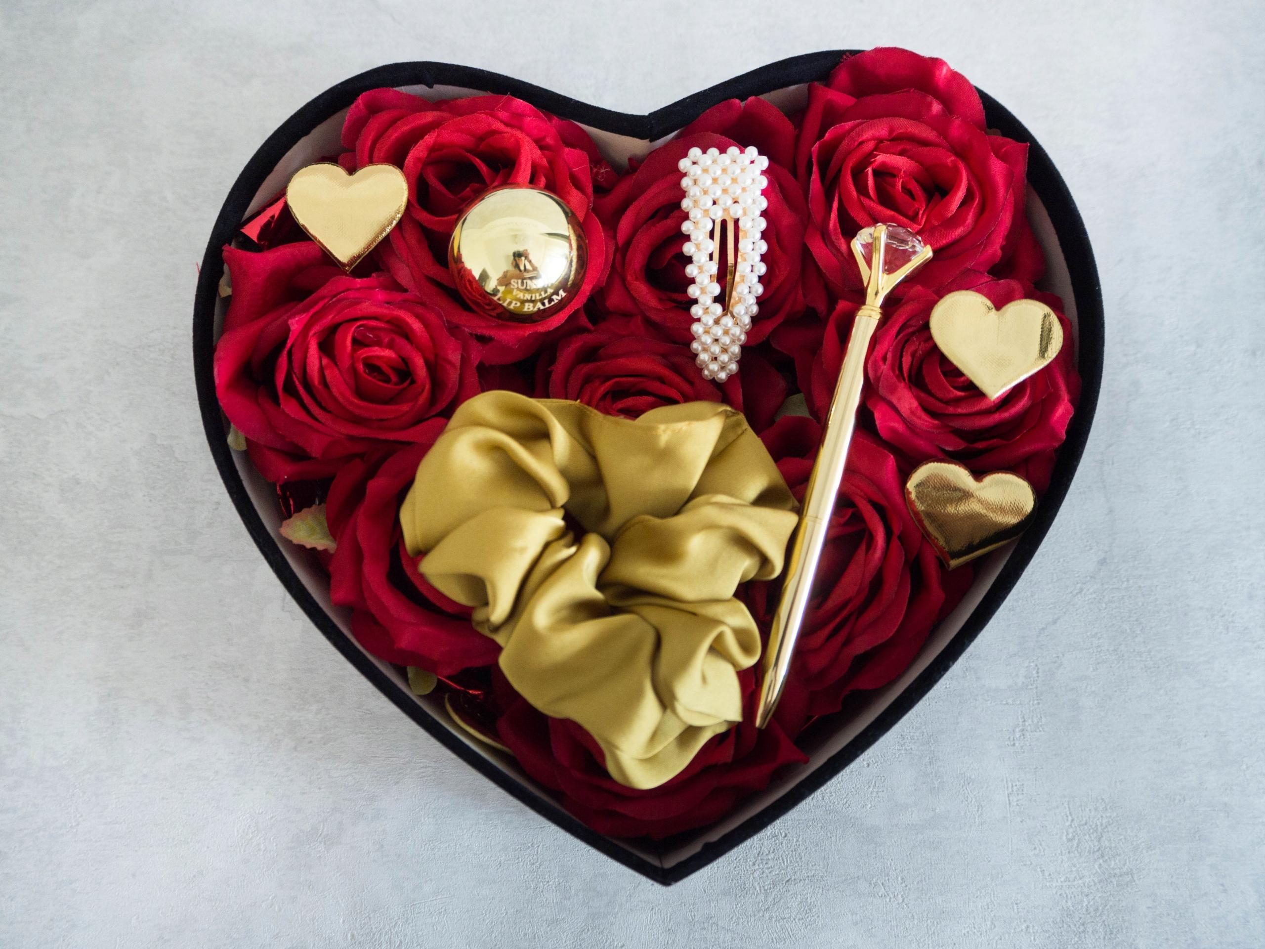 Prezent Na Walentynki Dla Niej Zestaw 8892948051 Allegro Pl