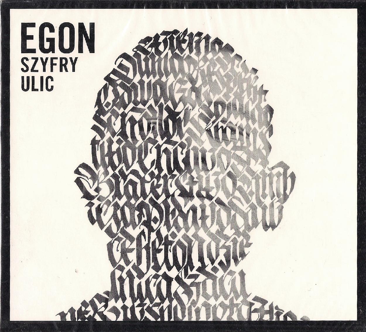 ЭГОН - ШИФРЫ УЛИЦ [CD] доставка товаров из Польши и Allegro на русском