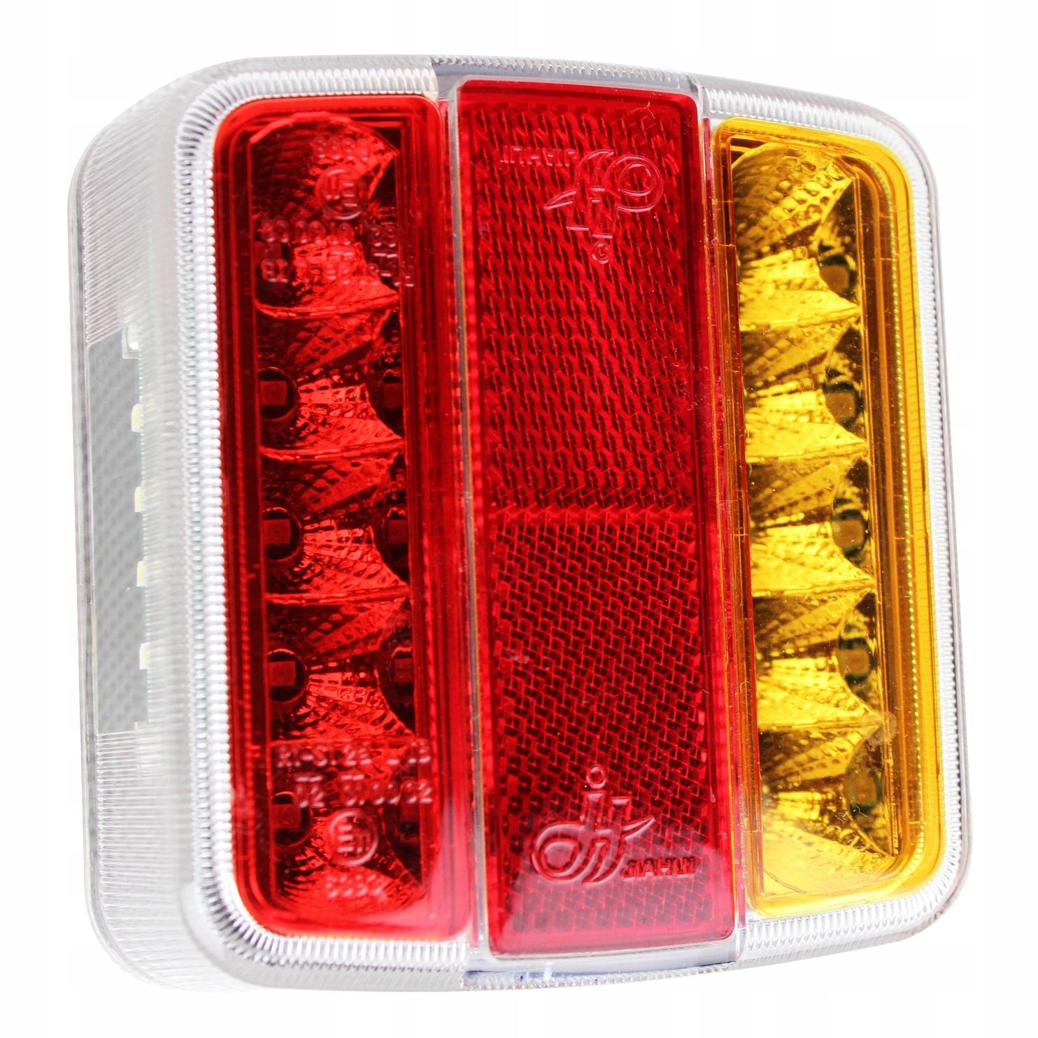 лампа led мост фонарь диодов прицеп 12v