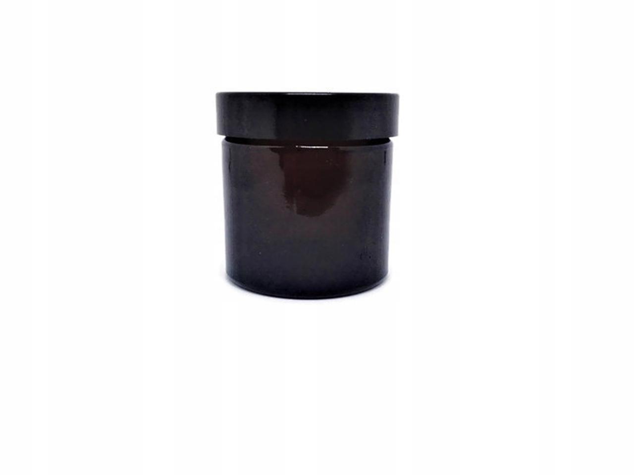 Кувшин стеклянный коричневый 60 мл аптечная