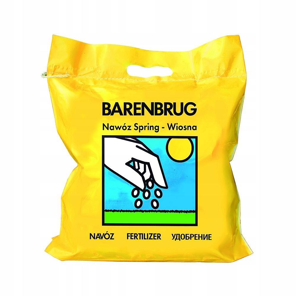 Удобрение Barenbrug Barfertile Пуск/Весна 5кг