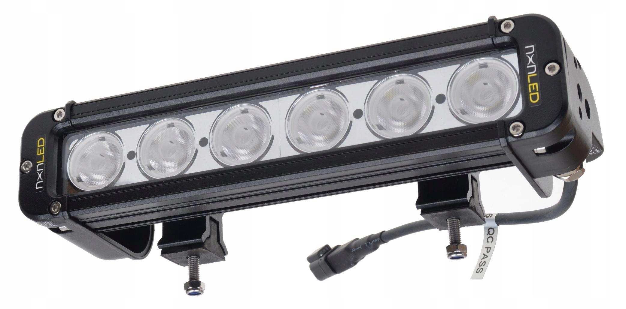PANEL STRIP nXn 6x LED 60W CREE LAMP UTV ATV 4x4