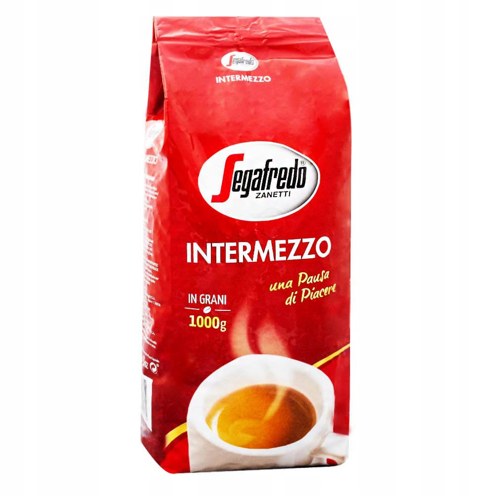 Item Coffee bean type SEGAFREDO INTERMEZZO 1 kg