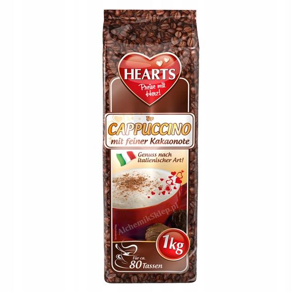Hearts 1KG cappuccino KAKAONOTE
