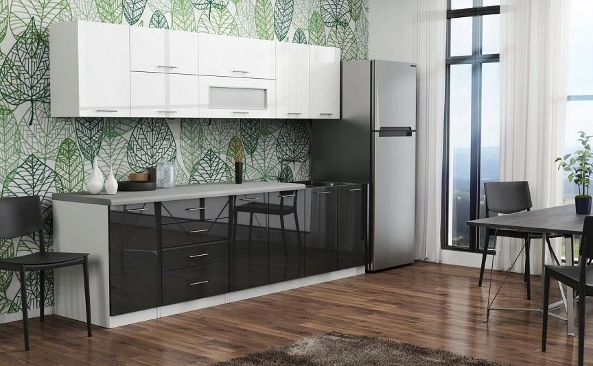 Кухонная мебель / На заказ / В сложенном виде / Столешница в комплекте