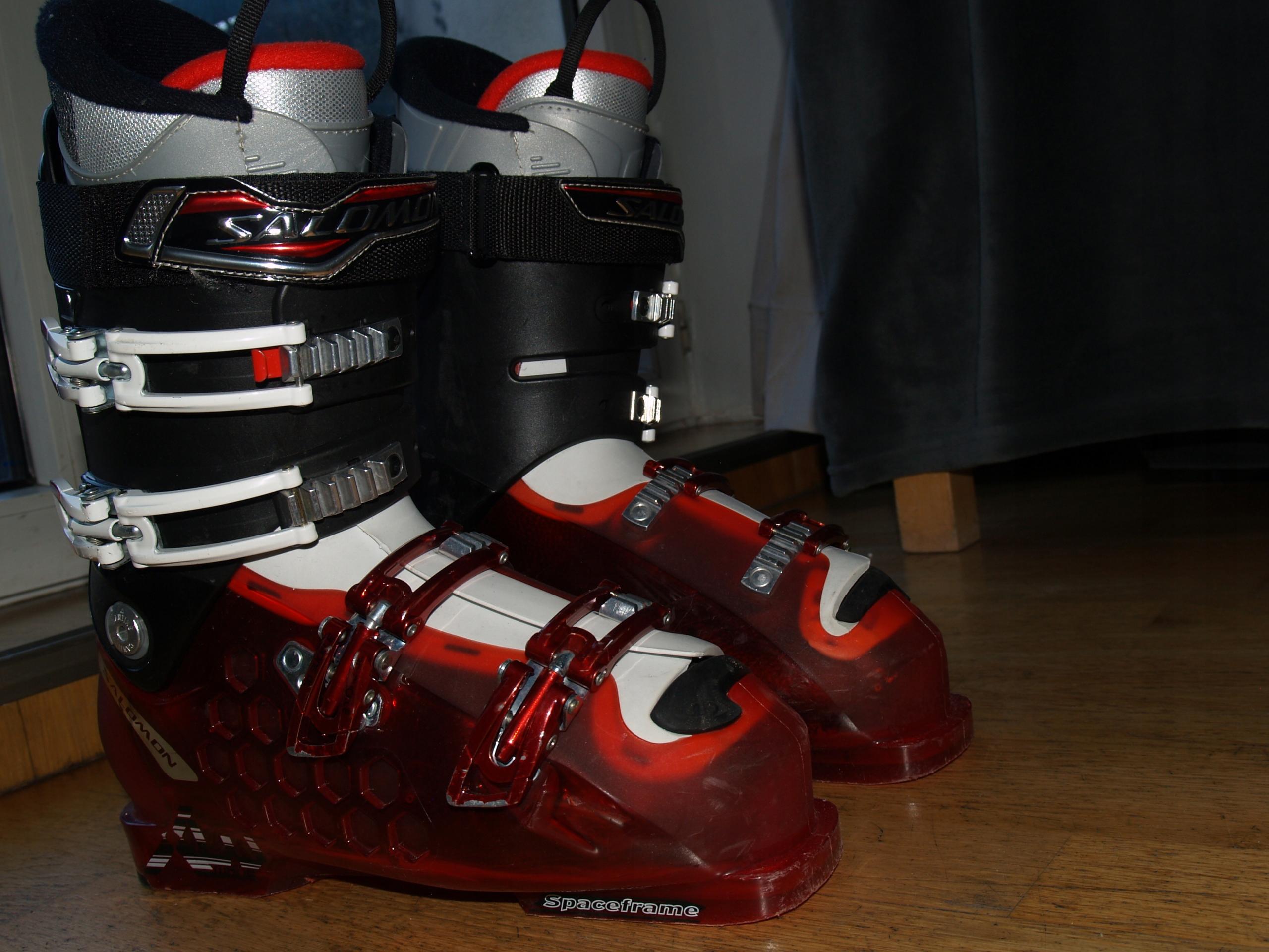 Buty narciarskie salomon x wave 8 Galeria zdjęć i obrazów