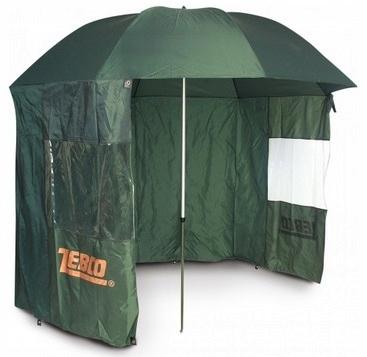 Зонт Рыболовный Zebco С Боками 2,50 м 9974250