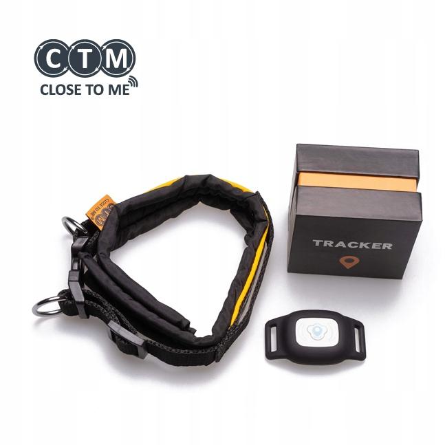 GPS lokátor pre psa + golier + SIM kartu