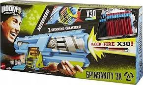 Mattel CJG60 BoomCo Spinsanity