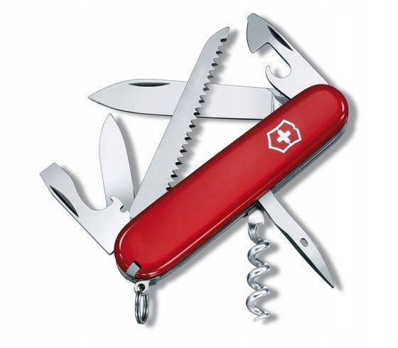 Купить складной нож Victorinox Camper 13613 на Eurozakup - цены и фото - доставка из Польши и стран Европы в Украину.