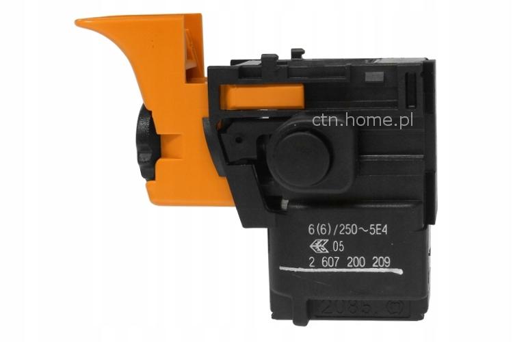 Prepínač pre Bosch GBM 13-2RE.GSB 18-2RE. A TO 8-16KE