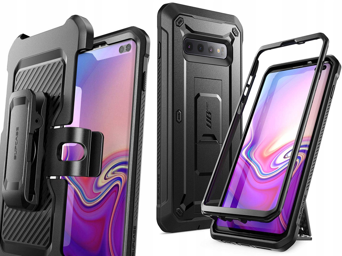 Supcase Ubp Odporne Etui Case Do Galaxy S10+ Plus