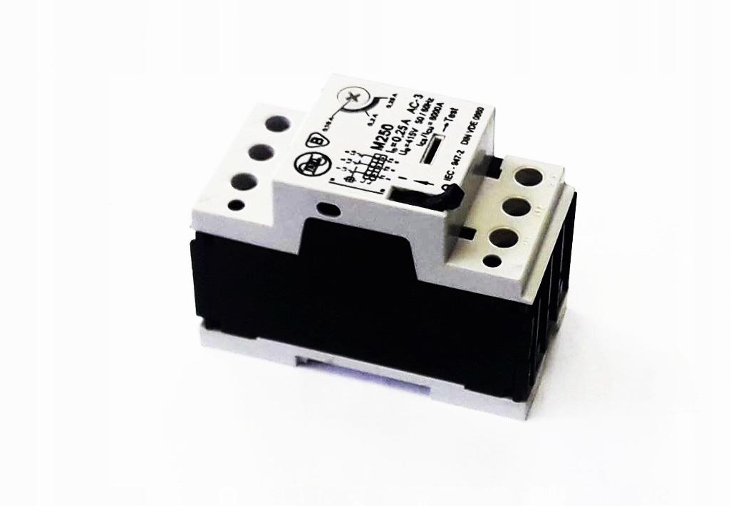 FAEL M250 Prepínač motora 0,16A-0,25A