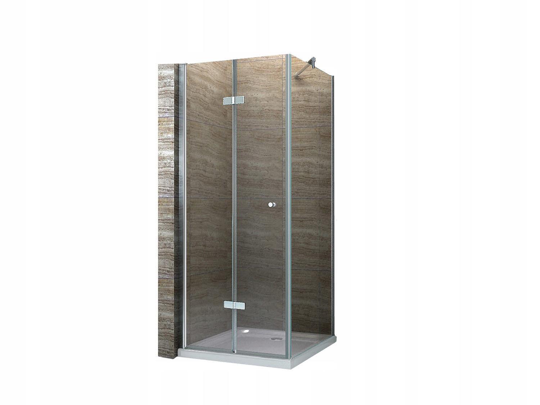 Sprcha skrine s skladanie na polovicu LINIGER 90X90