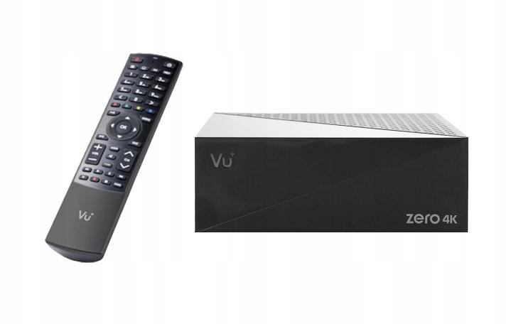 ТЮНЕР SATЭЛИТARNY VU+ ZERO 4K DVB-S2X LINUX ENIGMA