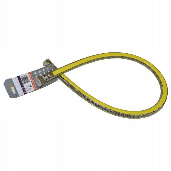 Plynová hadica hadice 1/2 1,5 m 150 cm 1500 mm