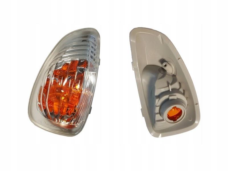 фонарь указателя поворота w зеркало левый master movano 2010-