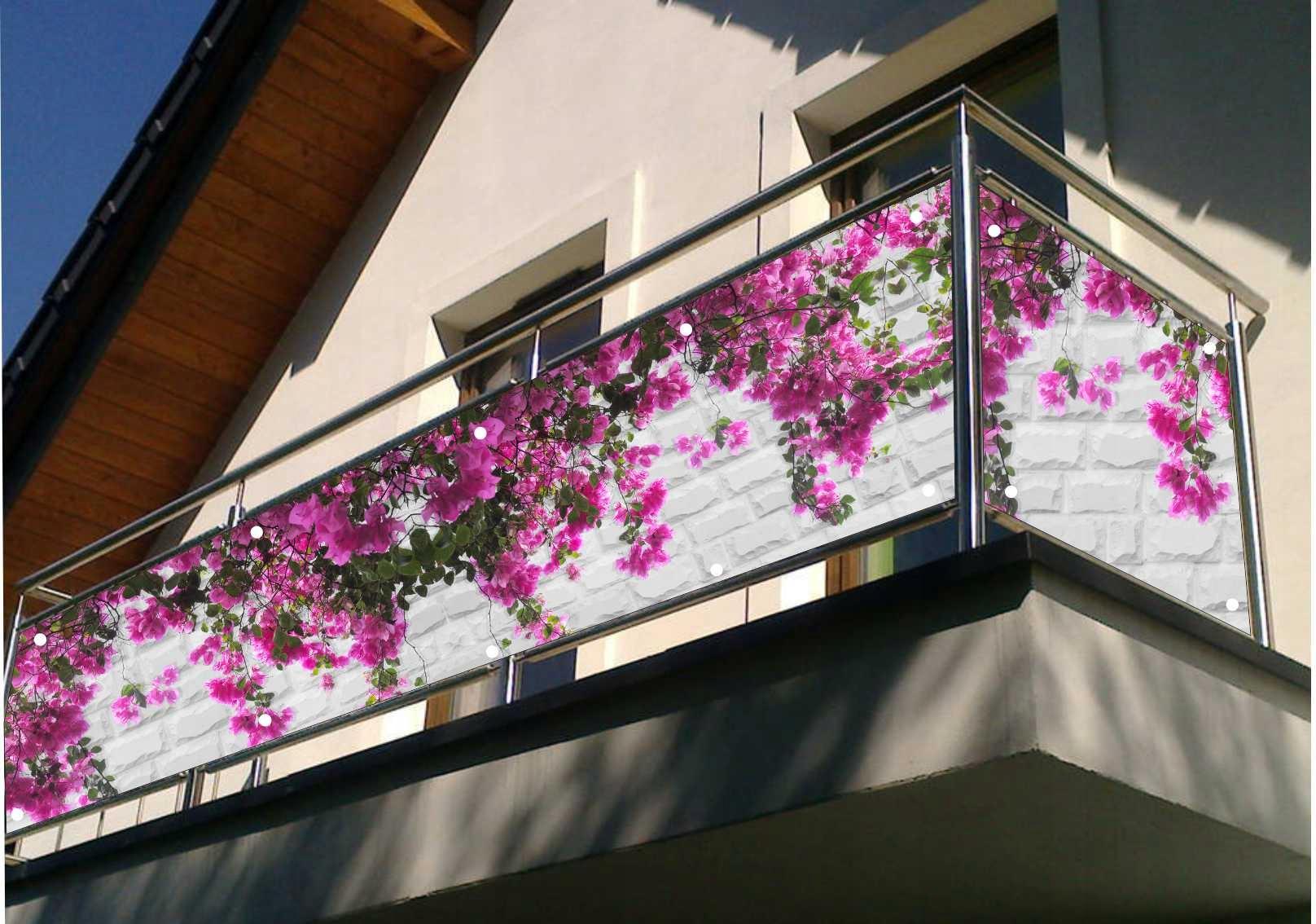 Купить Пыльник balkonowa козырек на балкон цветы ВЫБОР WOW на Otpravka - цены и фото - доставка из Польши и стран Европы в Украину.