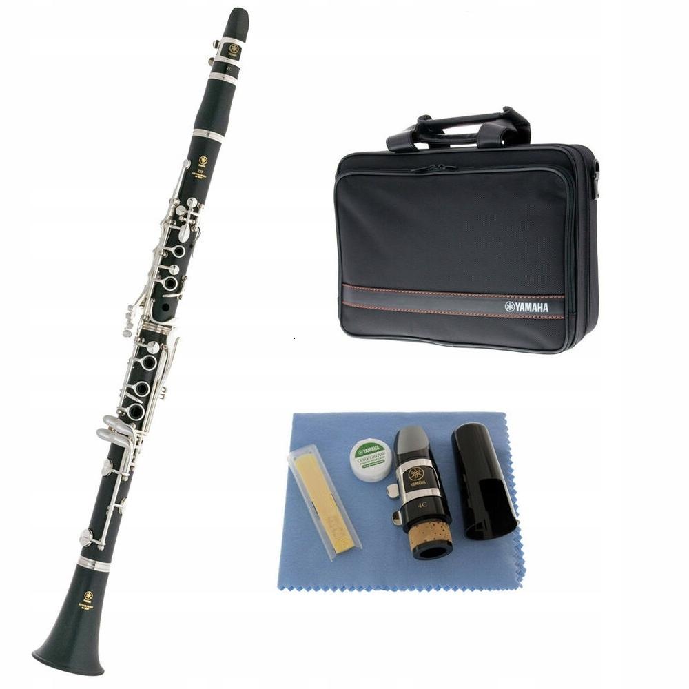Item Clarinet Yamaha YCL-255 S - FULL SET!