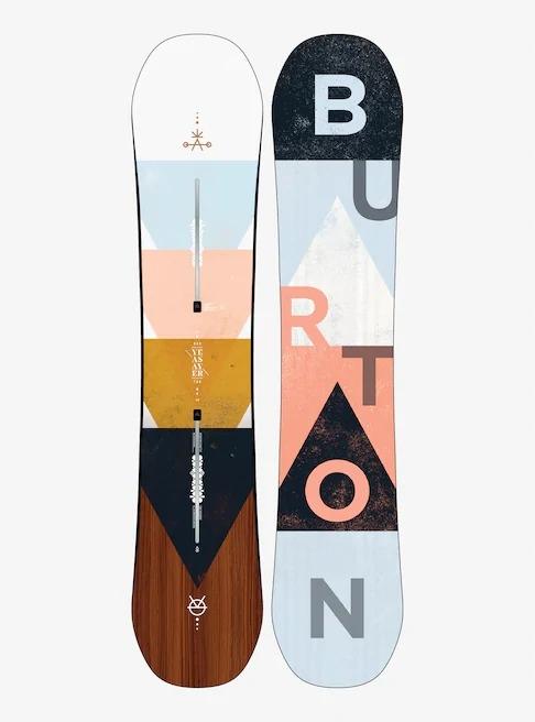 Купить Burton  ДОСКА YEASAYER 148 СМ 20% на Eurozakup - цены и фото - доставка из Польши и стран Европы в Украину.
