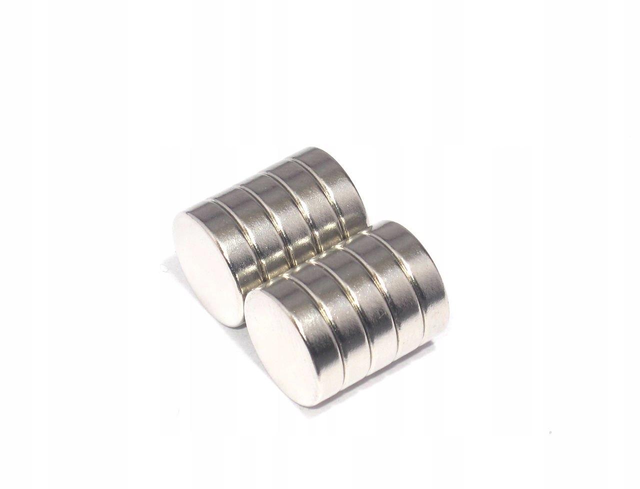 NEYMIUM MAGNETOVÉ Magnety 7x2 mm 10ks.
