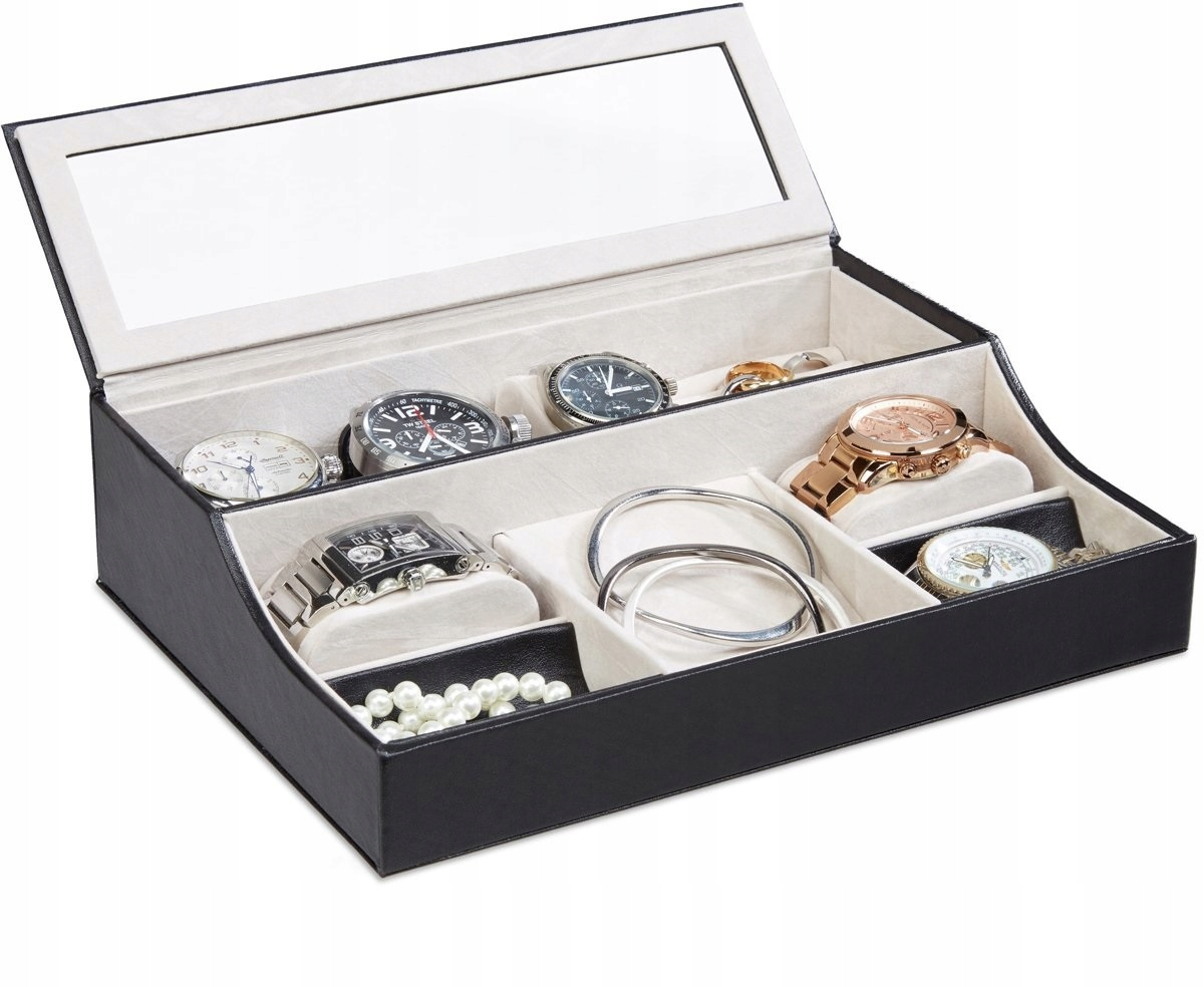 Item BOX BOX CASE FOR watches and JEWELRY