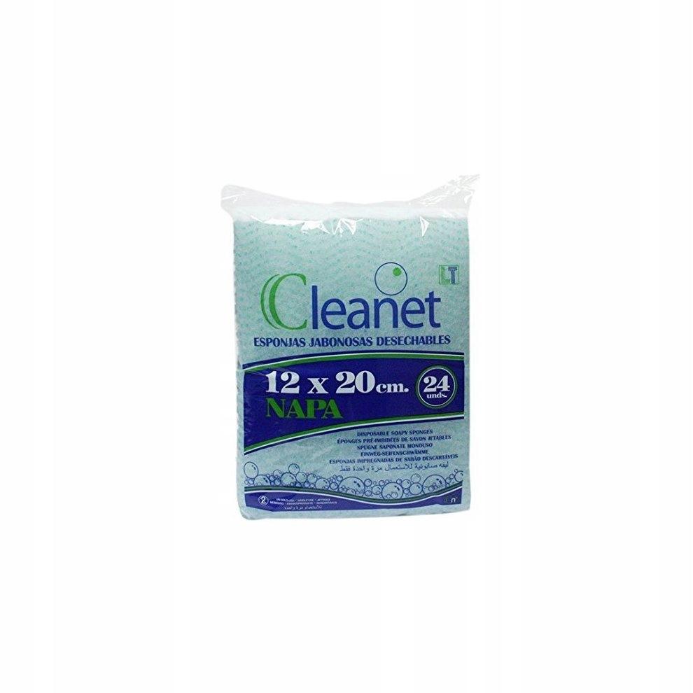 Мойки, пропитанные мылом CLEANET 120sz мытье больного