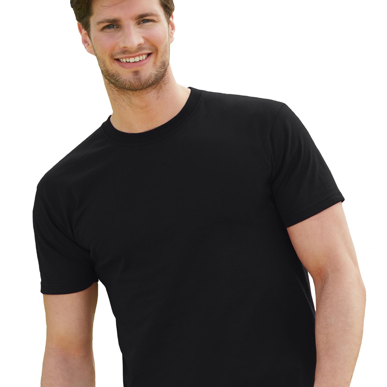 NAJGRUBSZA Koszulka T shirt FRUIT OF THE LOOM XXL