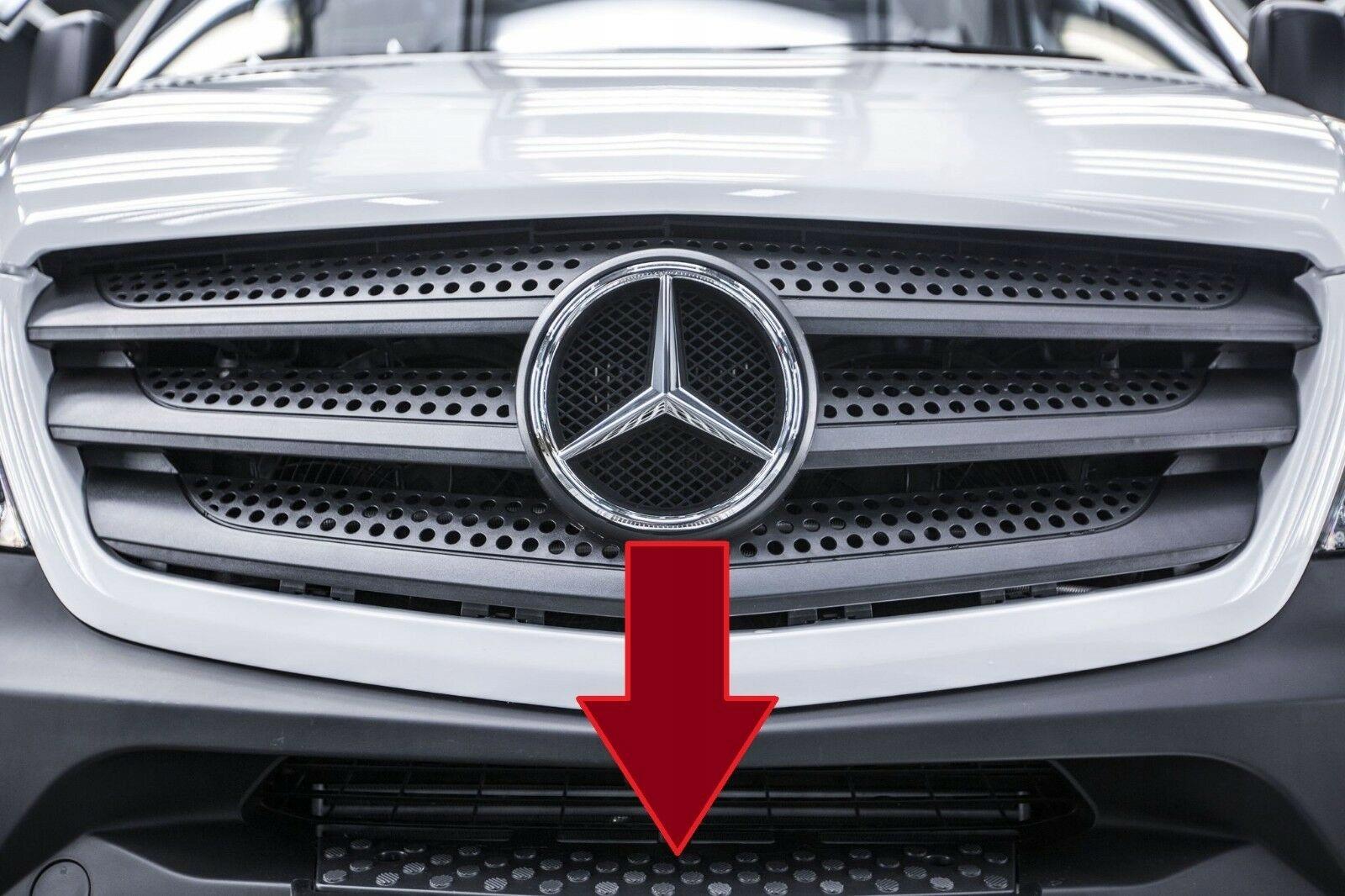 Stopień nakładka zderzaka Mercedes Sprinter W906