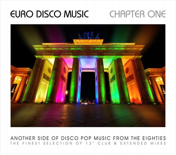 Euro Disco Music - Chapter One 2017 ХРАНЕНИЯ CD доставка товаров из Польши и Allegro на русском