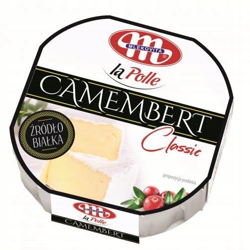 (DP) Сыр 120 Г КЕМБЕРНЫЙ СЫР