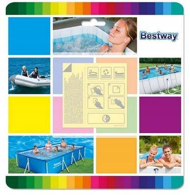 патчи влажной для бассейнов 100% эффективности пластыря