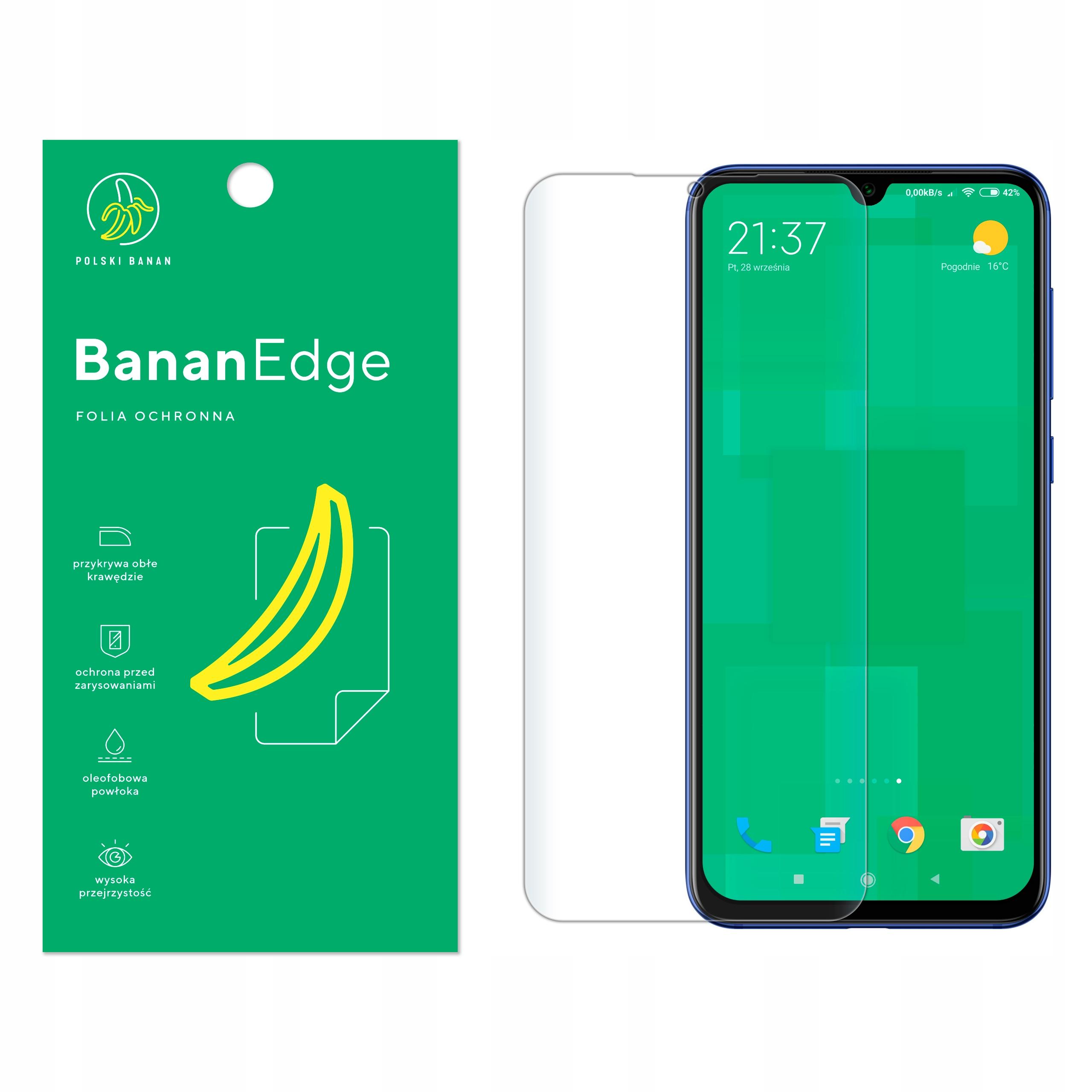 Folia Ochronna Polski Banan do Xiaomi Mi 9 Se
